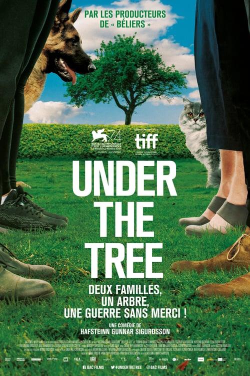 """Affiche du film """"Under the Tree"""""""