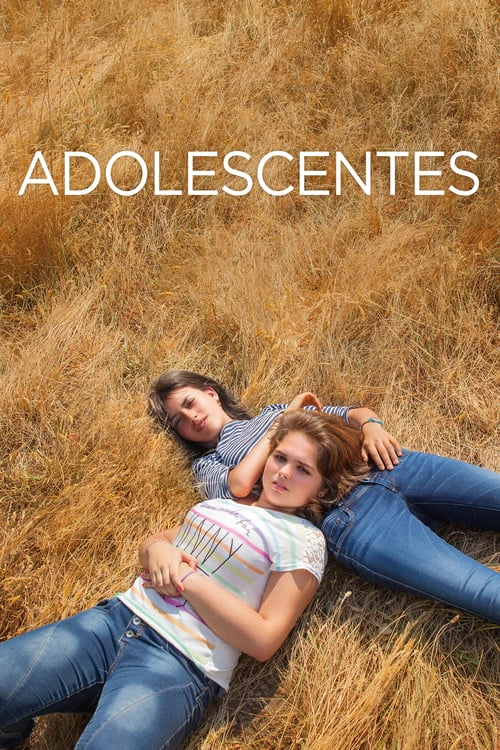 "Affiche du film ""Adolescentes"""