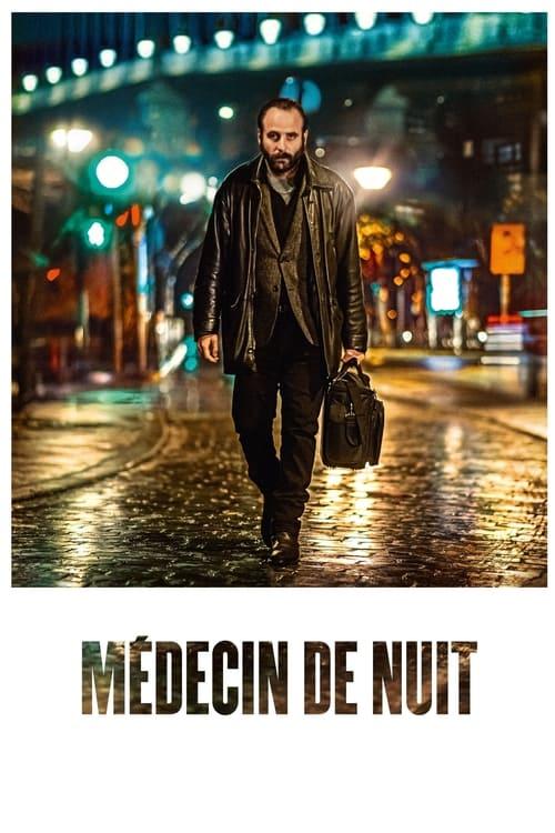 """Affiche du film """"Médecin de nuit"""""""