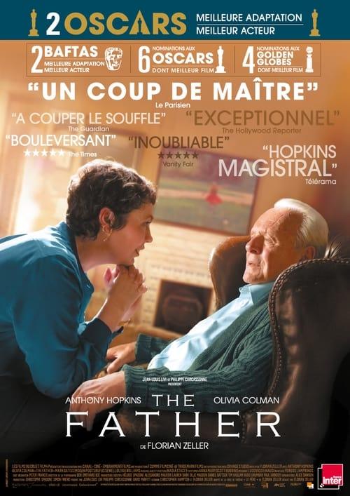 "Affiche du film ""The Father"""