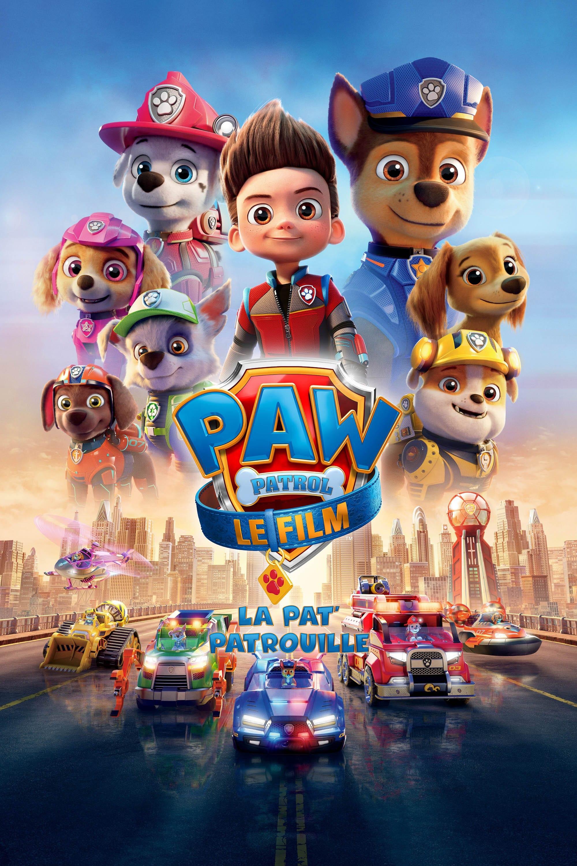 """Affiche du film """"La Pat' Patrouille : Le Film"""""""